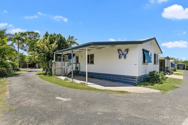Picture of 12/26 Corser Street, POINT VERNON QLD 4655