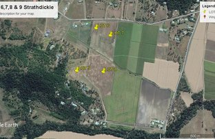 Picture of Lots 6 & 9 Wrights Rd, Strathdickie QLD 4800