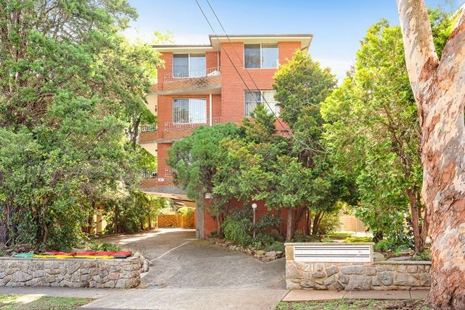 Picture of 9/21 Wharf Road, GLADESVILLE NSW 2111