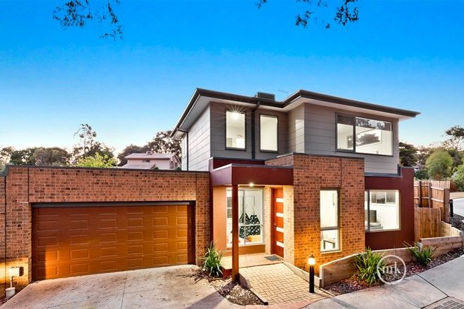 Picture of 3/185 St Helena Road, GREENSBOROUGH VIC 3088