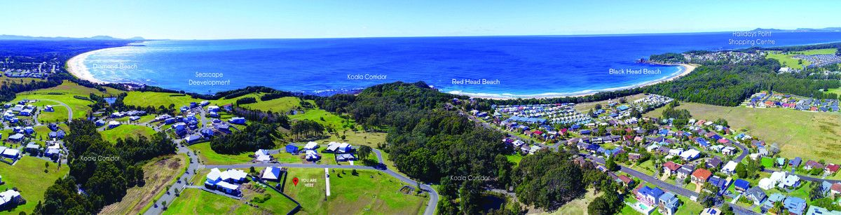 Lot 51 - 54/42 - 44 Scarborough Circuit, Red Head NSW 2430, Image 2
