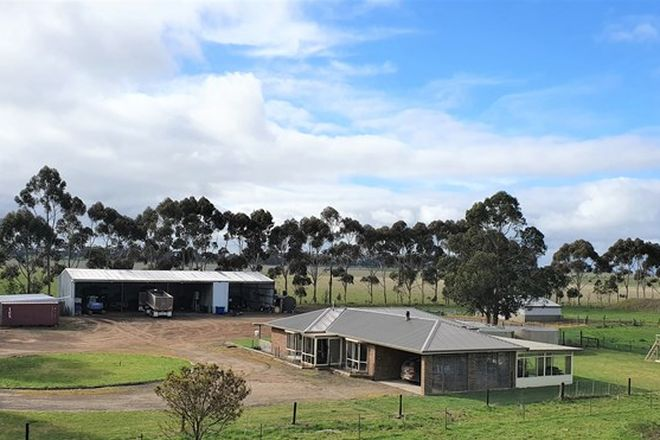 Picture of 460 Lismore-Pittong Road, LISMORE VIC 3324