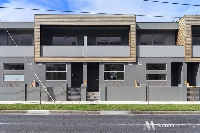 Picture of 4/491 South Rd, BENTLEIGH VIC 3204