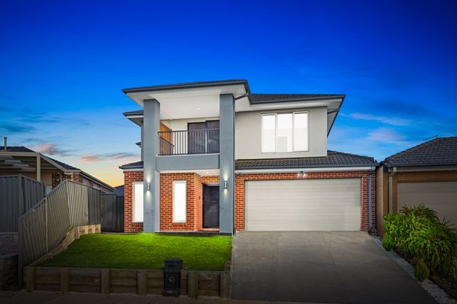Picture of 58 Bregman Esplanade, MANOR LAKES VIC 3024