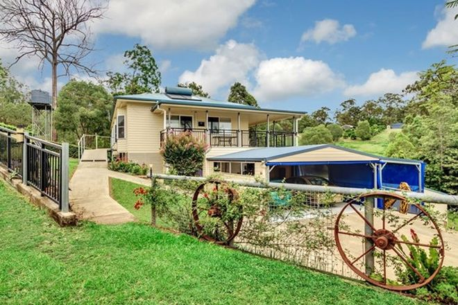 Picture of 12 Aitcheson Road, KOBBLE CREEK QLD 4520