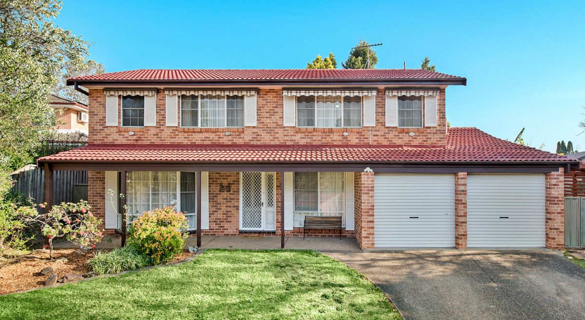 7 Maybush Way, Castle Hill NSW 2154, Image 0
