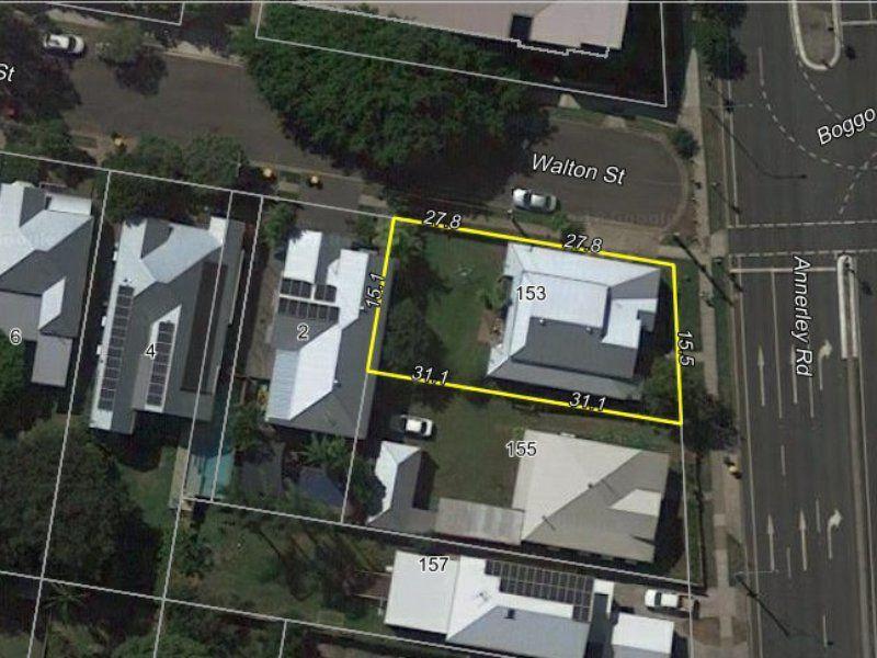 153 Annerley Road (entry via Walton St), Dutton Park QLD 4102, Image 0