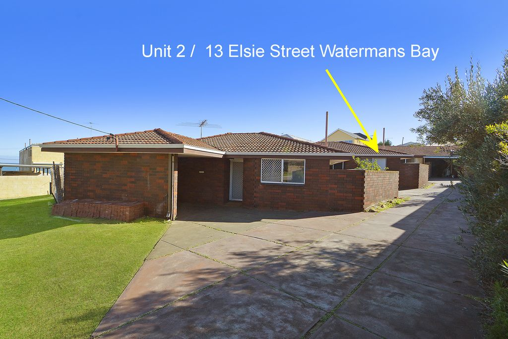 2/13 Elsie Street, Watermans Bay WA 6020, Image 2