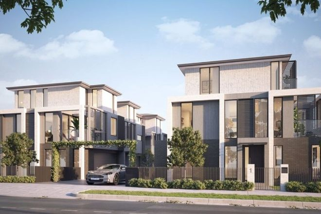 Picture of Townhouse at Montgomery Avenue, MOUNT WAVERLEY VIC 3149