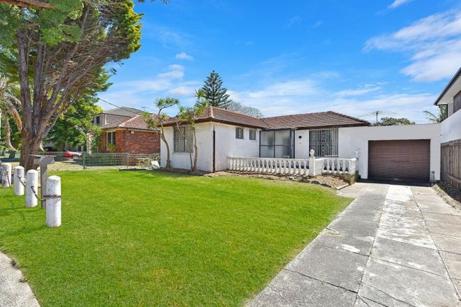 Picture of 12 O'Connell Street, MATRAVILLE NSW 2036