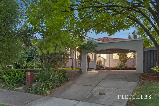 Picture of 22 Susanne Avenue, NUNAWADING VIC 3131