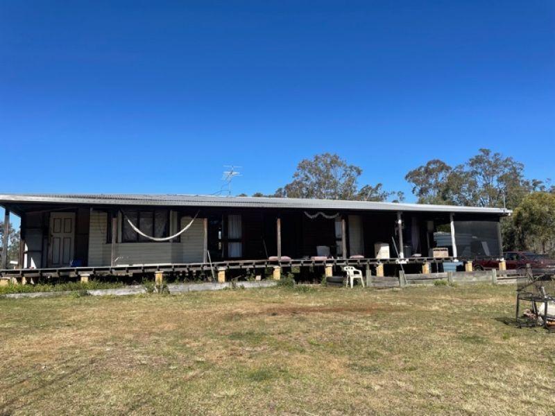 296 J Hunters Road, Ballogie QLD 4610, Image 0