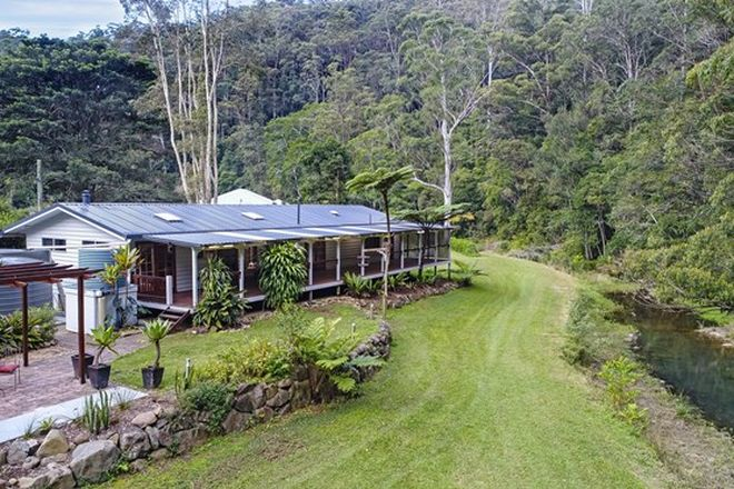 Picture of 1497 Currumbin Creek Road, CURRUMBIN VALLEY QLD 4223