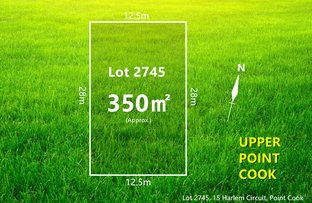 Picture of Lot 2745, 15 Harlem Circuit, Point Cook VIC 3030
