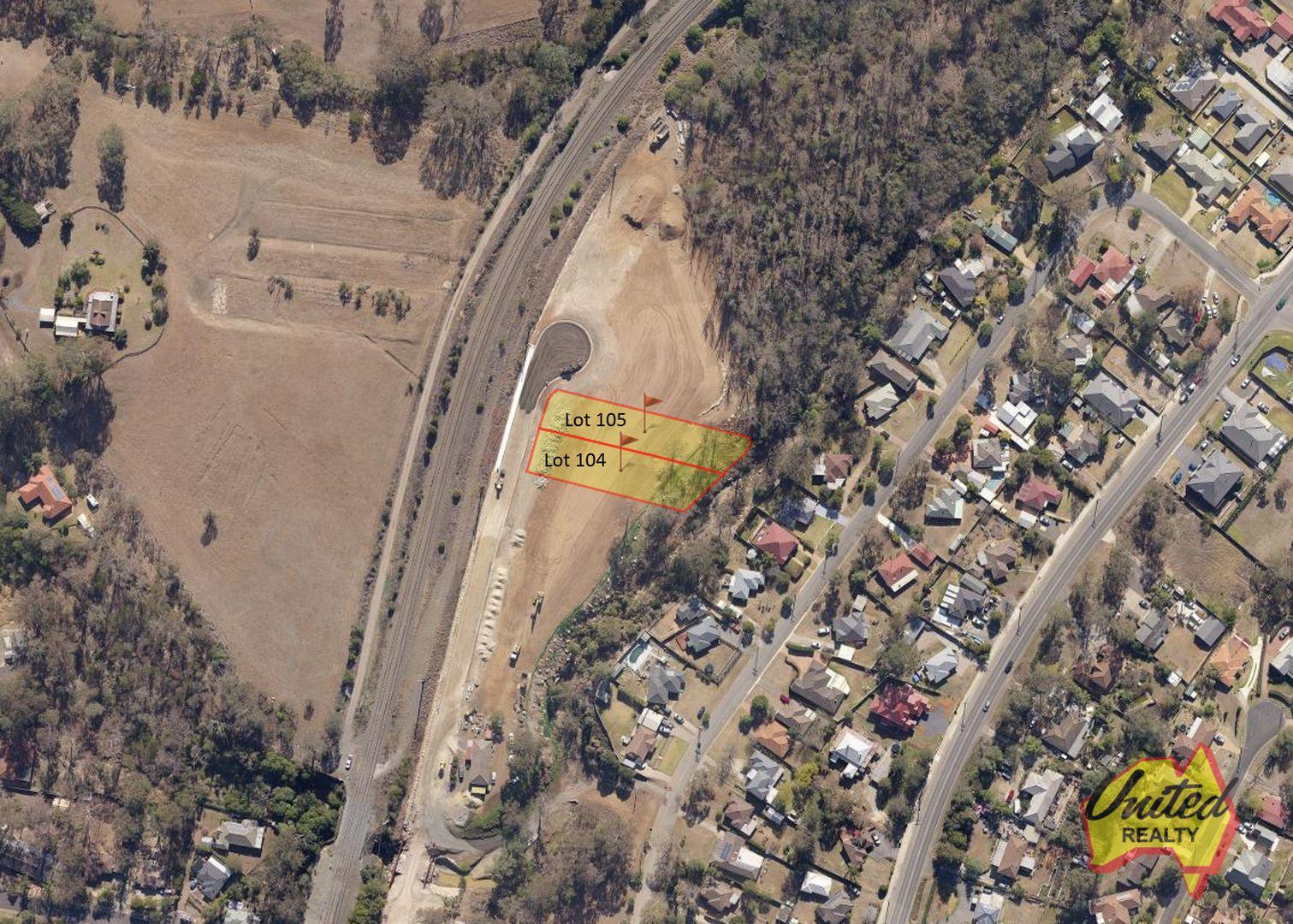 Lots 104 & 105 Saddlers Close, Tahmoor NSW 2573, Image 0