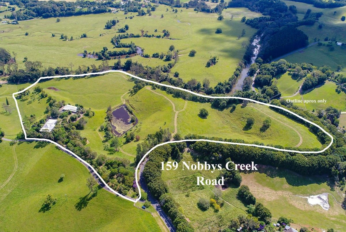 159 Nobbys Creek Road, Nobbys Creek NSW 2484, Image 1