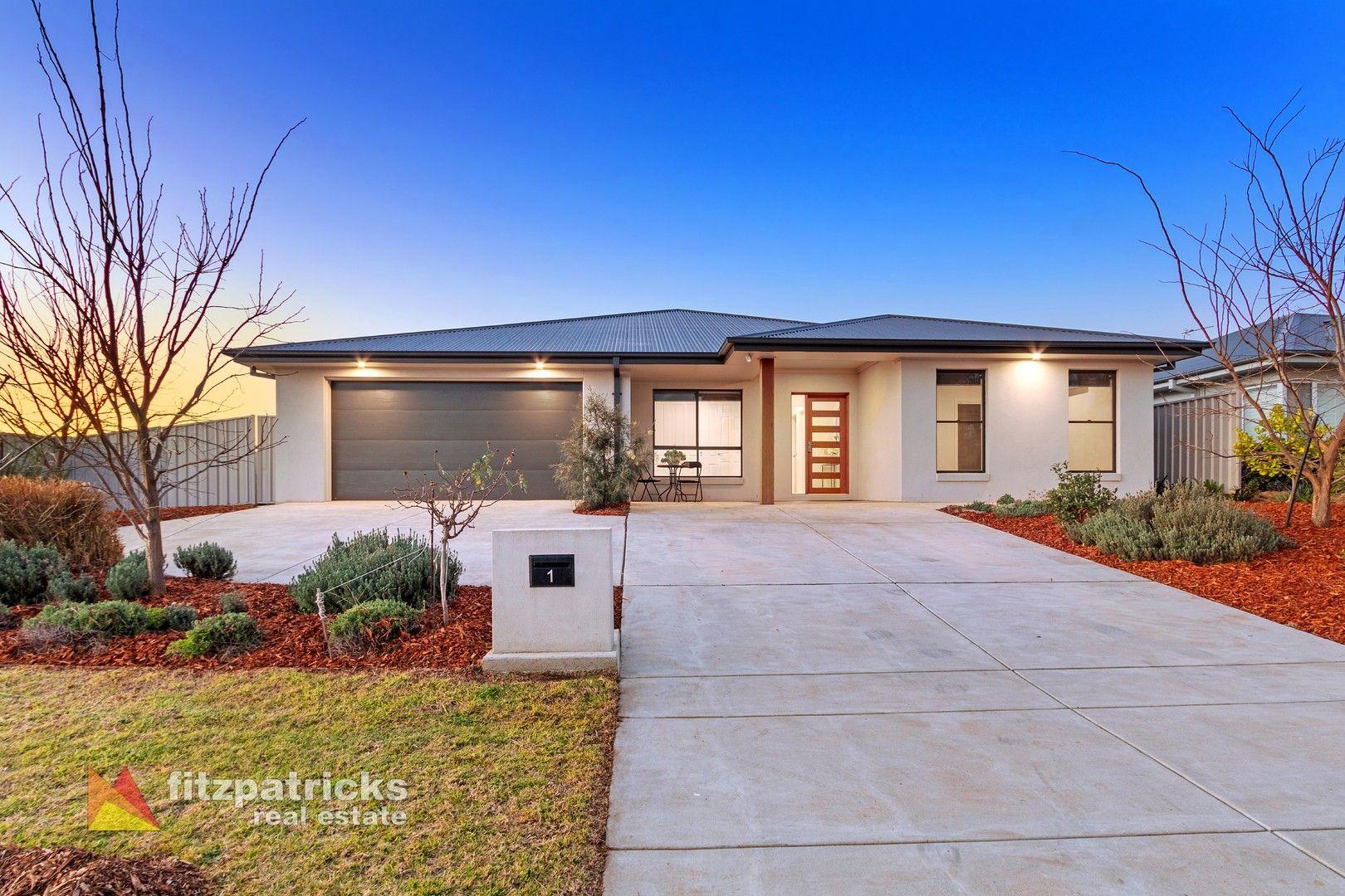 1 Coppabella Drive, Gobbagombalin NSW 2650, Image 0