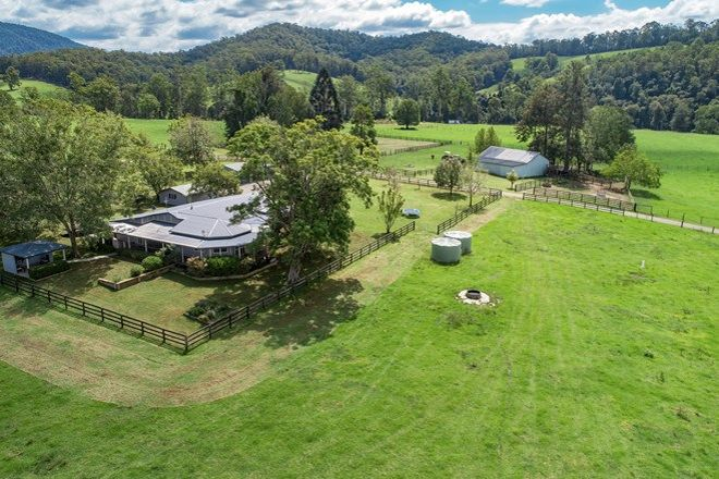 Picture of 383 Littles Loop Road, ROLLANDS PLAINS NSW 2441