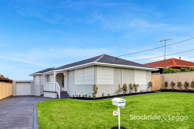 Picture of 28 North Circular Road, GLADSTONE PARK VIC 3043