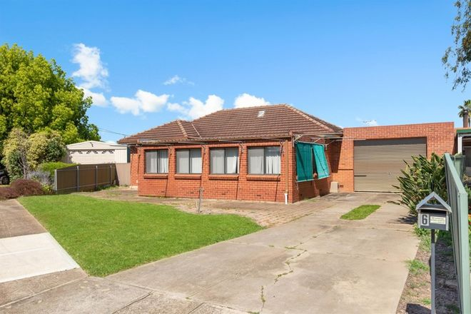 Picture of 6 Pensford Court, CAMDEN PARK SA 5038