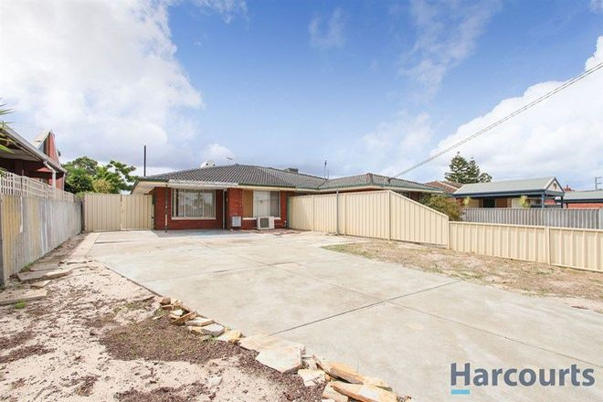 Picture of 74B Henry Street, EAST CANNINGTON WA 6107