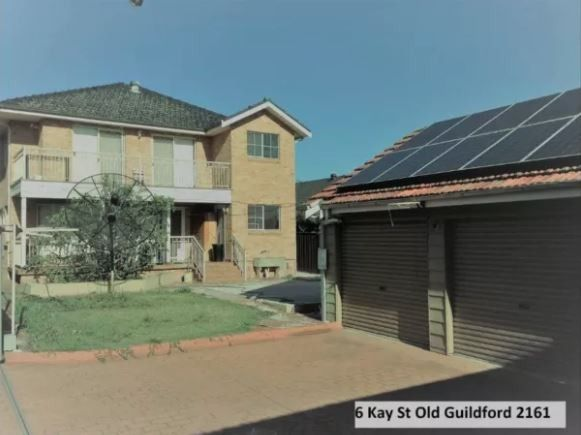 6 Kay Street, Old Guildford NSW 2161, Image 1
