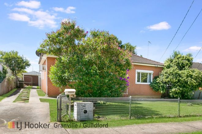 Picture of 109 Dennistoun  Avenue, GUILDFORD NSW 2161