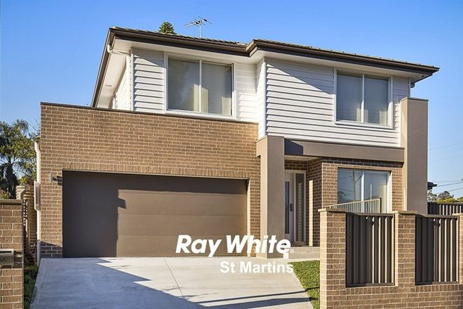 Picture of 50 Fourth Avenue, SEVEN HILLS NSW 2147
