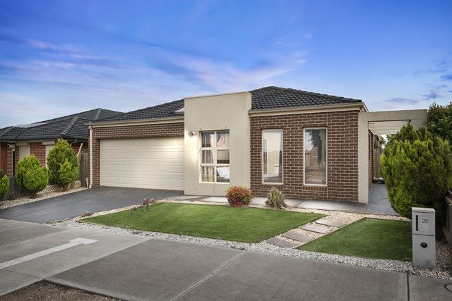 Picture of 29 Mapleton Boulevard, MELTON SOUTH VIC 3338