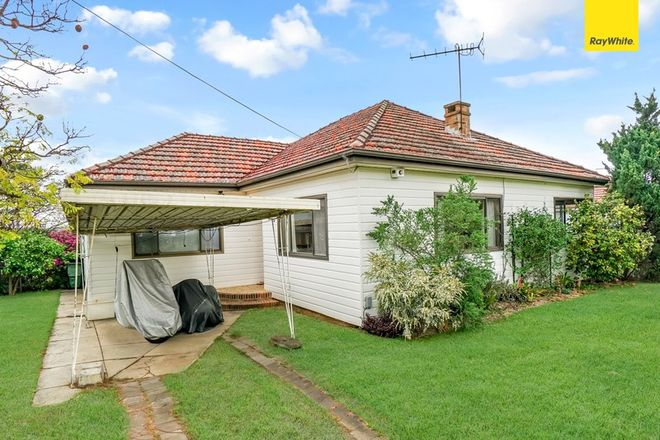 Picture of 1 Arcadia Road, CHESTER HILL NSW 2162