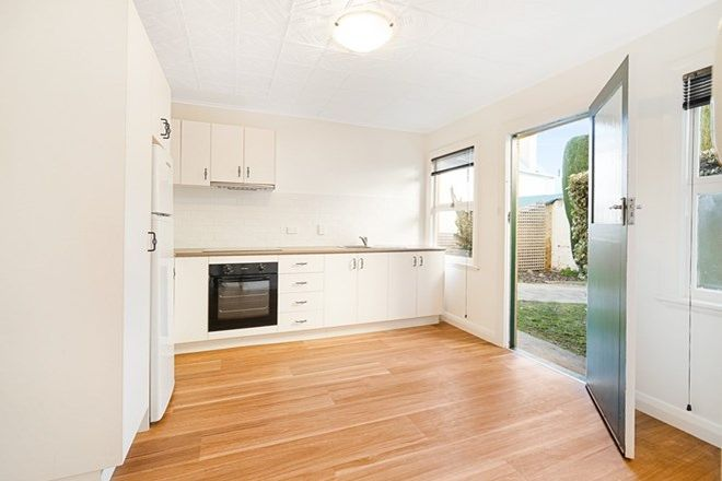 Picture of 27A Cromwell Street, BATTERY POINT TAS 7004