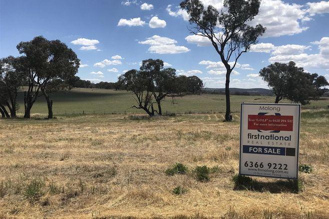 Picture of Lot 40 - 184 Euchareena Road, MOLONG NSW 2866