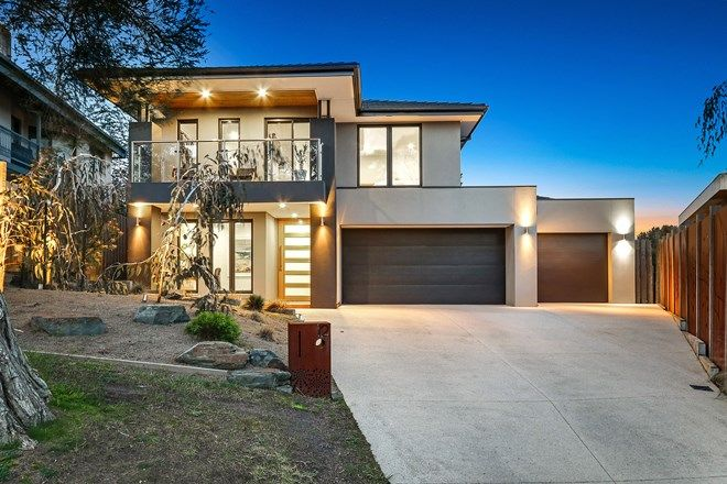 Picture of 12 Omuna Court, SAFETY BEACH VIC 3936