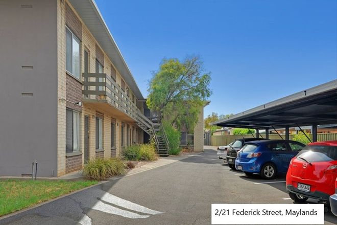 Picture of 2/21 Frederick Street, MAYLANDS SA 5069