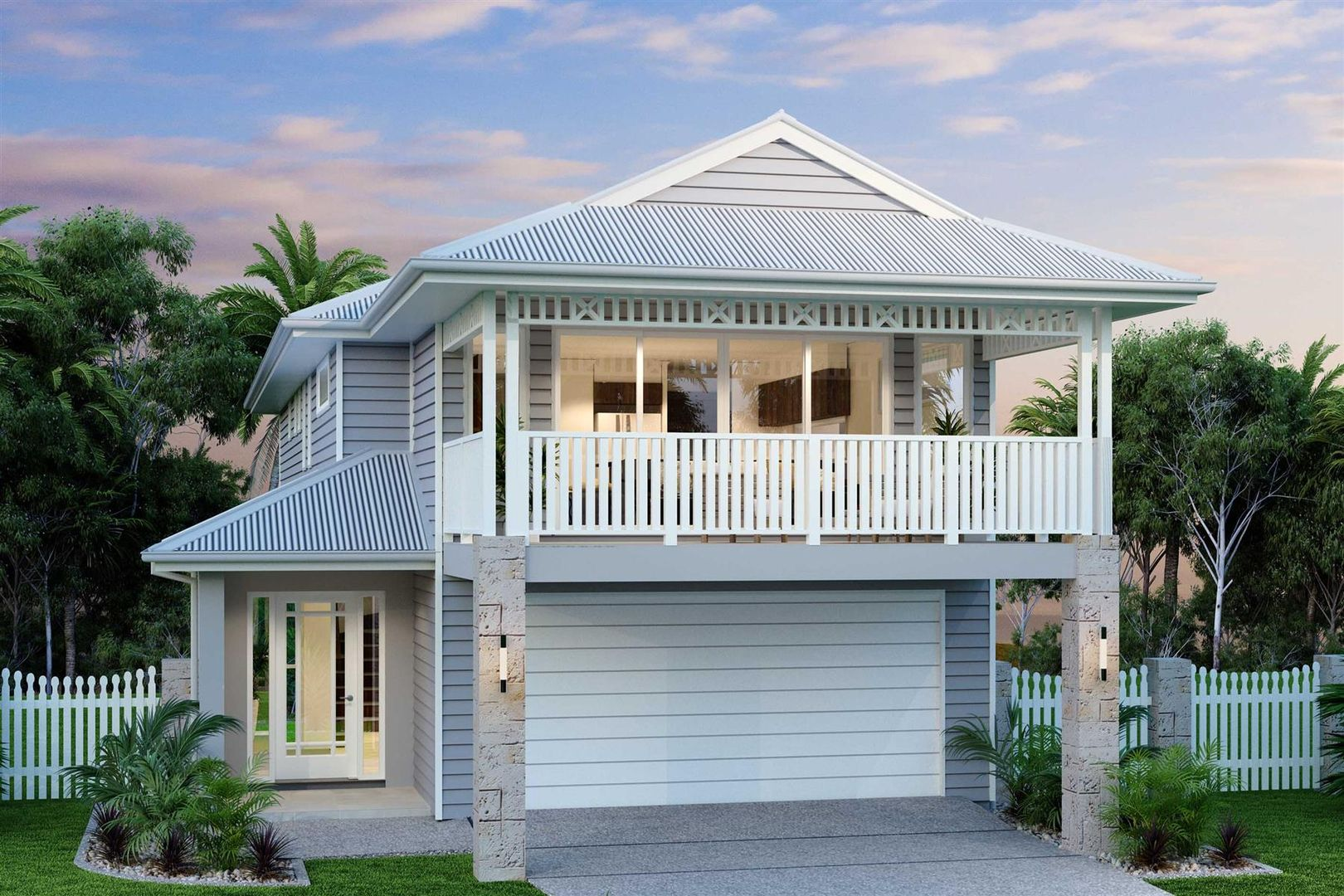 Lot with new house Seventeenth Avenue, Sawtell NSW 2452, Image 0