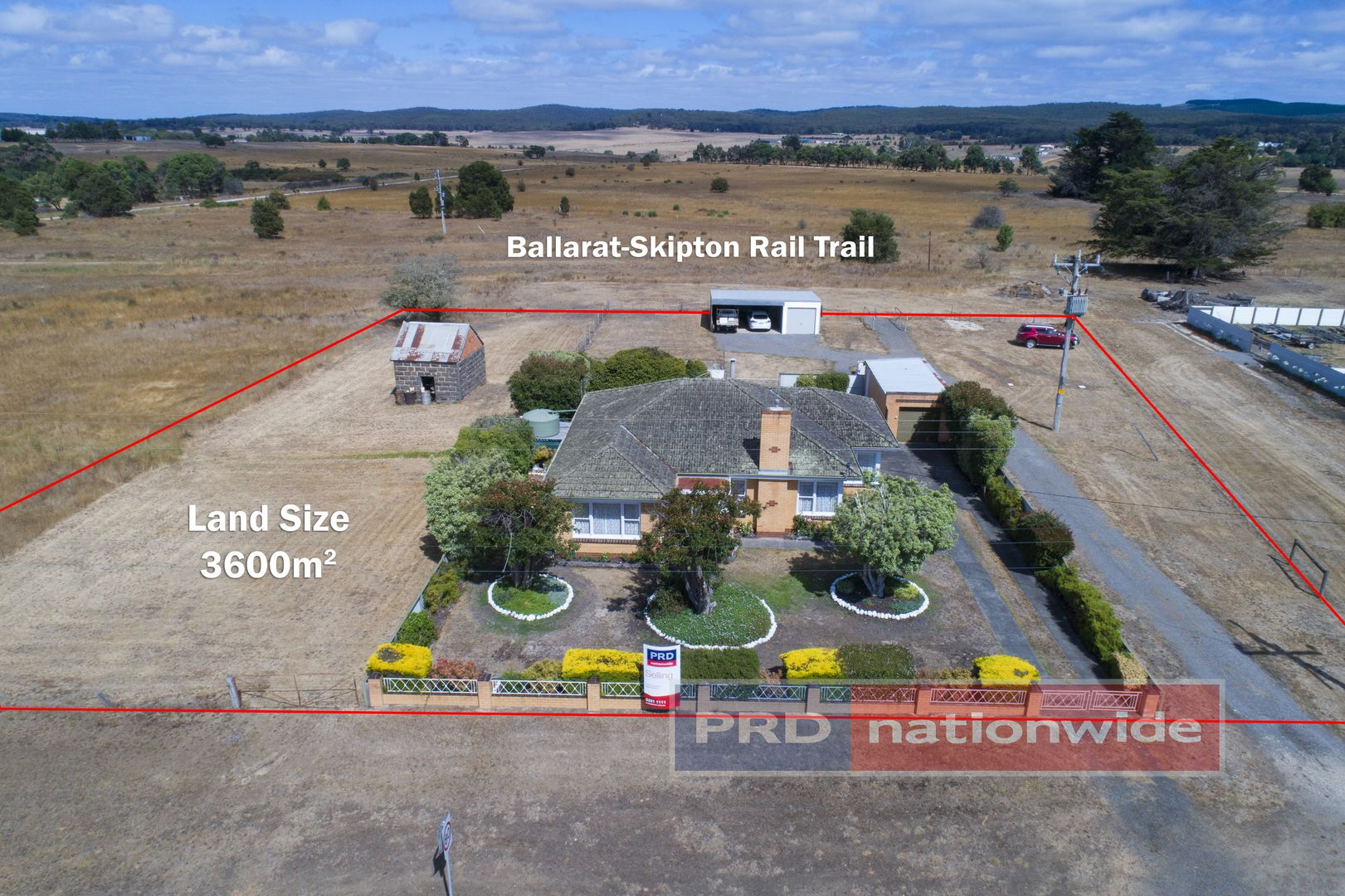 308 (Lot 1) Scarsdale-Pitfield Road, Newtown VIC 3351, Image 0