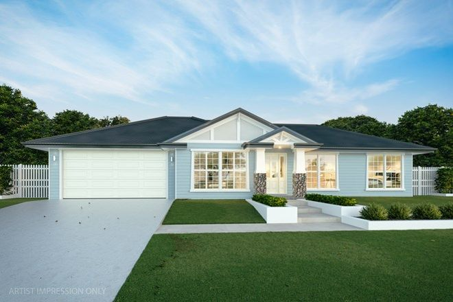 Picture of LOT 11 BREEN COURT 'SCOTSMAN HEIGHTS ESTATE', GIN GIN QLD 4671