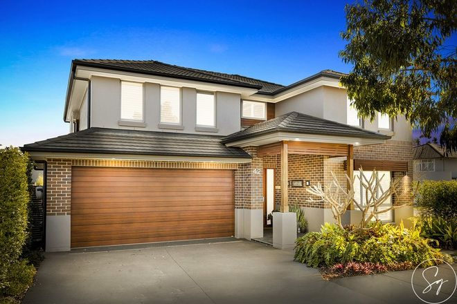 Picture of 42 Stringer Road, NORTH KELLYVILLE NSW 2155