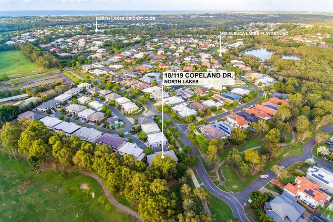 Picture of 18/119 Copeland Drive, NORTH LAKES QLD 4509