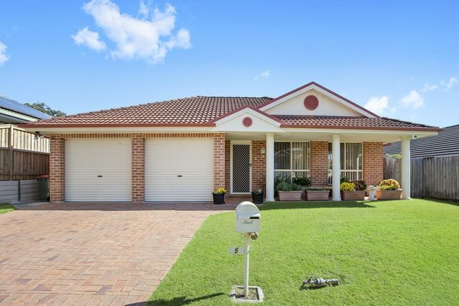 Picture of 5 Kyliebar Crescent, WADALBA NSW 2259