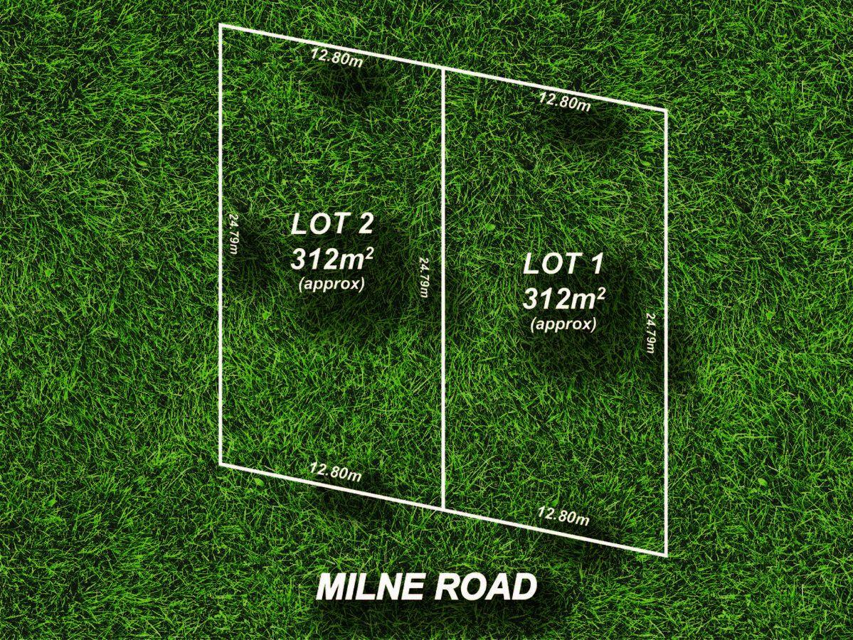 Lot 1 & 2/191 Milne Road, Modbury North SA 5092, Image 0