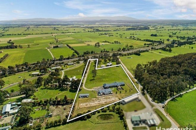 Picture of 311 Mountain Glen Drive, TRAFALGAR EAST VIC 3824