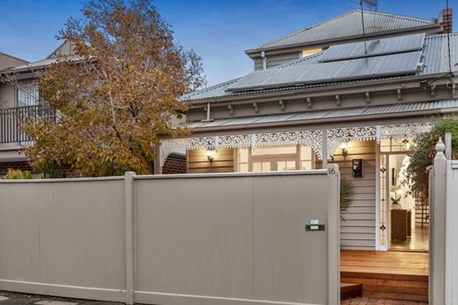 Picture of 16 Grosvenor Street, SOUTH YARRA VIC 3141