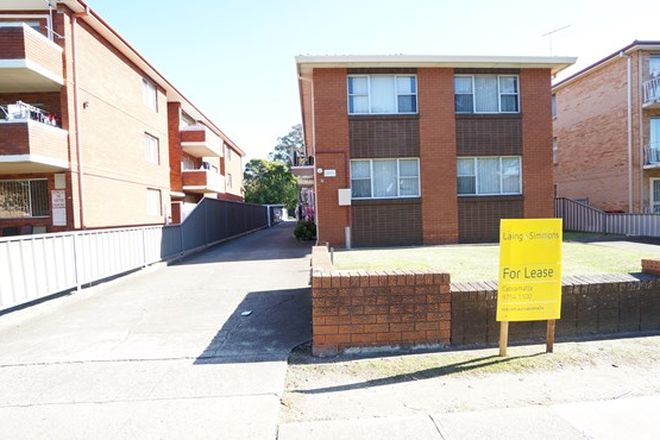 Picture of 4/31 Park Road, CABRAMATTA NSW 2166
