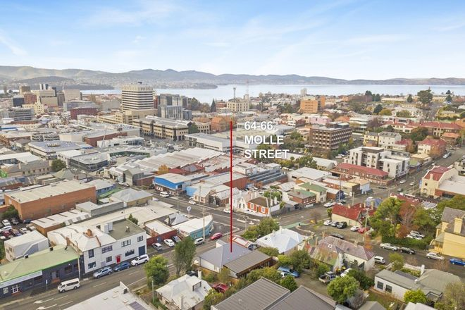 Picture of 1, 2 & 3/64-66 Molle Street, HOBART TAS 7000