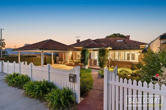 Picture of 10 Belgrave Street, MAYLANDS WA 6051