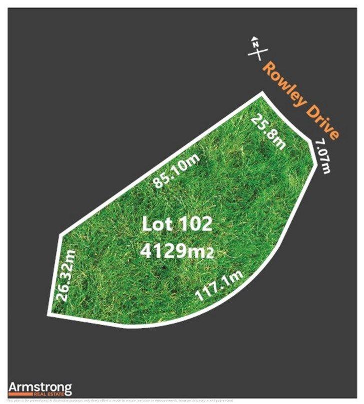 Lot 102 Rowley Drive, Winchelsea VIC 3241, Image 0