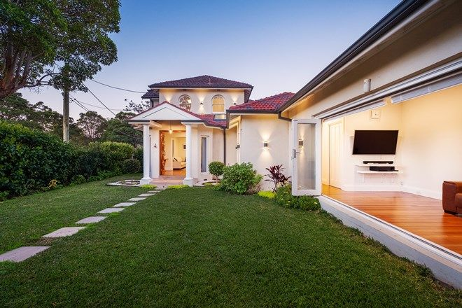 Picture of 19 Links Avenue, ROSEVILLE NSW 2069