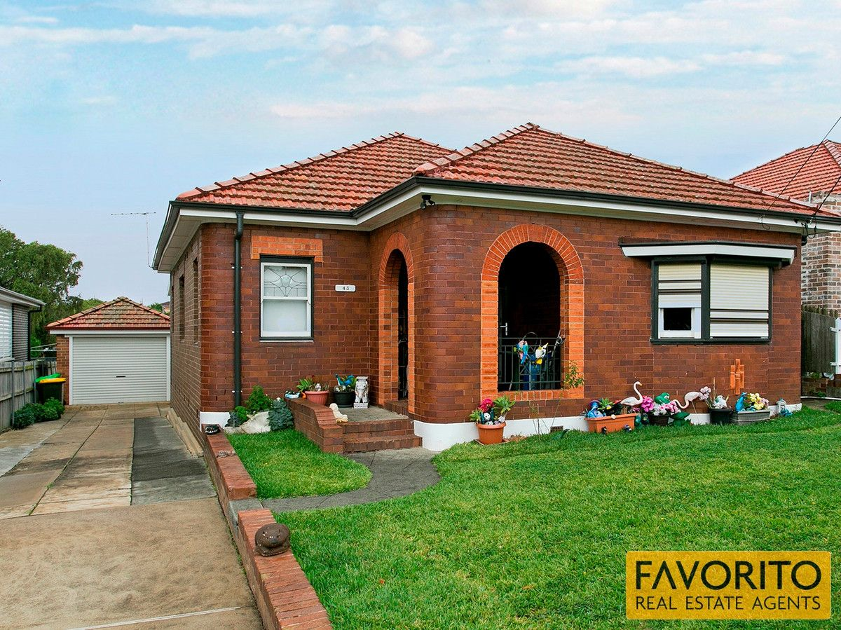 43 Malley Avenue, Earlwood NSW 2206, Image 0