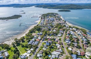 Picture of 40 Cromarty Road, Soldiers Point NSW 2317